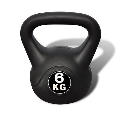 6kg Gym Fitness Weight Lift Kettlebell Muscle Strength Body Building Equipment