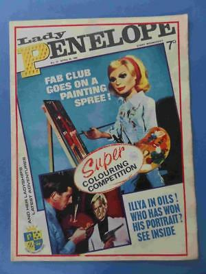 Lady Penelope 15 1966 Gerry Anderson Thunderbirds! Lovely! Very Rare!!