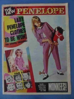 Lady Penelope 59 1967 Monkees Girl From Uncle Gerry Anderson! Excellent