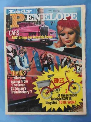 Lady Penelope 16 1966 Gerry Anderson Thunderbirds! Lovely! Very Rare!!