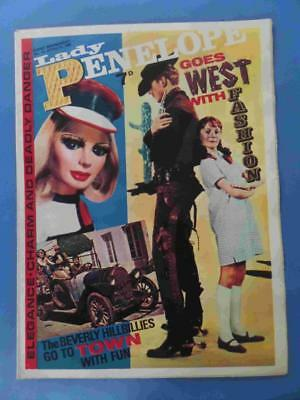 Lady Penelope 14 1966 Gerry Anderson Thunderbirds! Lovely! Very Rare!!