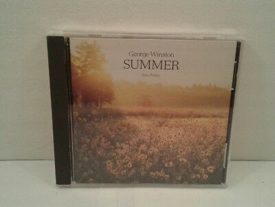 George Winston - Summer (CD, 1991, Windham Hill) Solo Piano