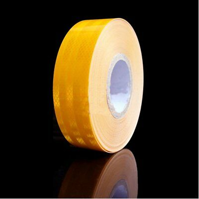 """2""""x150' DOT-C2 Conspicuity Reflective Tape Safety Warning Tractor Bus Car RV BE"""