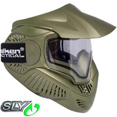 Sly Annex MI-7 Paintball Thermalmaske (oliv)