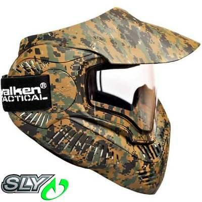Sly Annex MI-7 Paintball Thermalmaske (Marpat)
