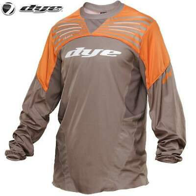 DYE C14 UL Paintball Jersey (Dust Orange, 3XL)