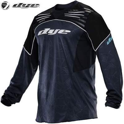 DYE C14 UL Paintball Jersey (Navy blau, 3XL)