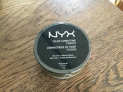 Color Correcting Powder by NYX Professional Makeup #20