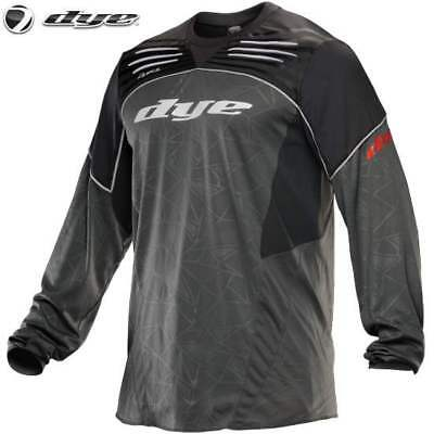 DYE C14 UL Paintball Jersey (grey/grau, 3XL)