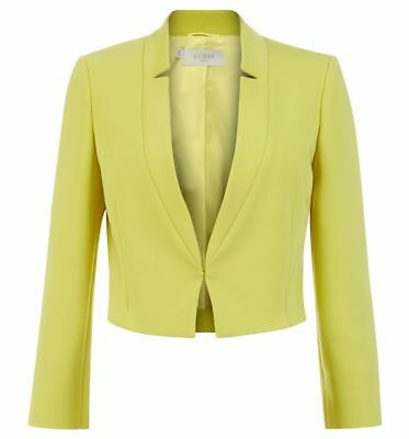 Hobbs Imogen Lemon Drop Mul Jacket. Various Sizes. RRP £149.