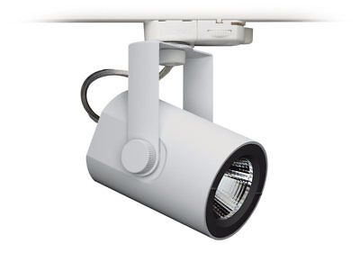 Proyector a carril micro ray 1t6321 12w 3000k 48º 1600lm bl