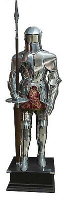 MEDIEVAL TOURNAMENT ARMOR - REAL SIZE 200 cm CERTIFIED- Marto, Made in Toledo