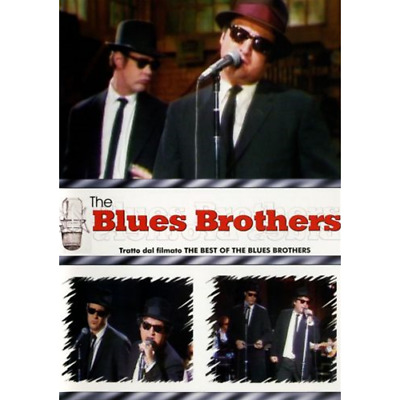 Blues Brothers (The) - The Best (Tratto Dal Filmato)  [Dvd Nuovo]