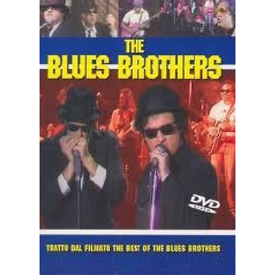 Blues Brothers (The) - The Best Of  [Dvd Nuovo]