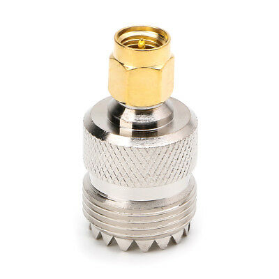 50 ohm SMA Male To UHF Female RF Coaxial Connector Adapter SO-239 SO239