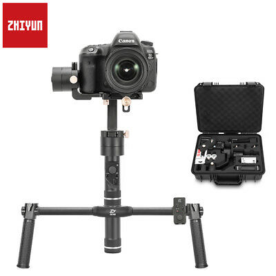 ZHIYUN Crane Plus Handheld 3-Axis Gimbal Stabilizer w/ Accessories Kit For DSLR