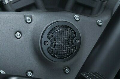 Kuryakyn Black Mesh Timing Cover For 2004-2018 Harley-Davidson Sportsters 6523