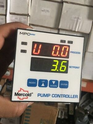 Mercoidpump Controller  Ip32710-M31X 100 To 240V Tested