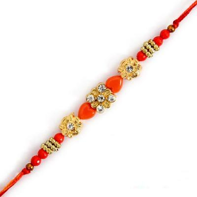Brother Fancy Rakhi Rakhee Rakshabandhan INDIA USA JAPAN EUROPE AUSTRALIA UK UAE