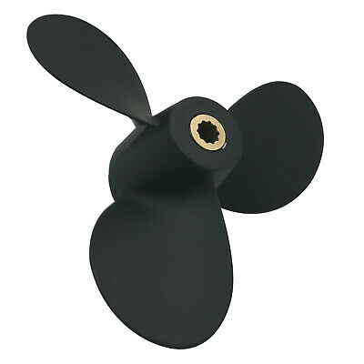 7 1/2X6 P Aluminum Outboard Propeller For Suzuki 4-6HP  58110-91J00-019