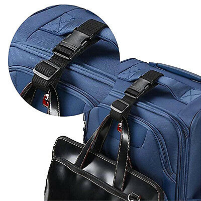 Travel Luggage Suitcase Adjustable Tape Belt Add A Bag Strap Carry On Suitcase
