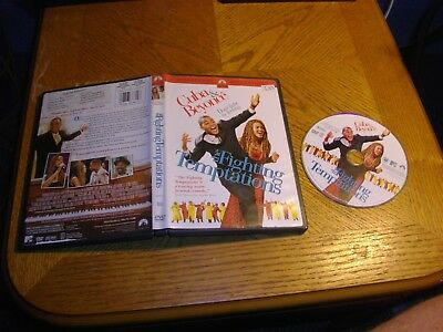 The Fighting Temptations (DVD, 2004, Widescreen)