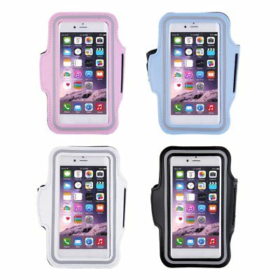 Sports Exercise Running Gym Armband Pouch Holder Case Bag for Cell Phone AZ