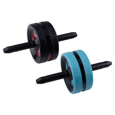 Abdominal AB Roller Wheel Fitness Waist Core Strength Exercise Equipment Workout