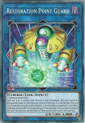 Yu-Gi-Oh: RESTORATION POINT GUARD - CYHO-EN037 - Common Card - 1st Edition