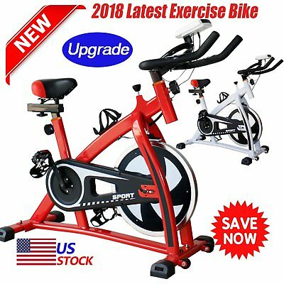 Bicycle Cycling Fitness Gym Exercise Stationary Home Indoor Bike Cardio Workout·