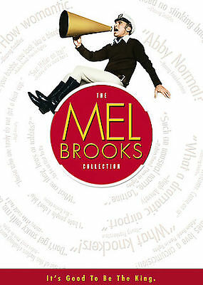The Mel Brooks Collection [Blazing Saddles / Young Frankenstein / Silent Movie /