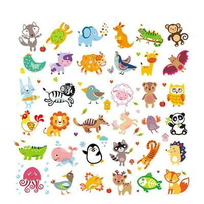 Cartoon Embroidered Iron On Patch DIY Cloth Patch Sew Applique for Kids