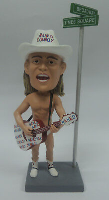 Limited Edition Naked Cowboy Bobblehead
