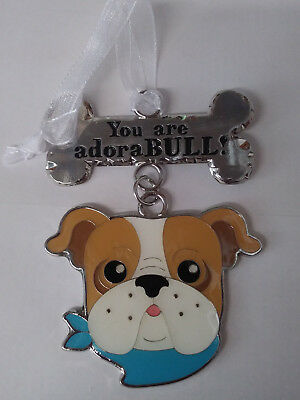 NEW GANZ DOG BULLDOG SCREEN DOOR SAVER