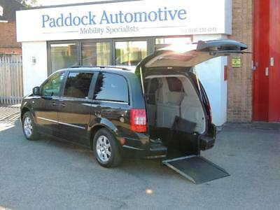 Chrysler Grand Voyager 2.8 Automatic Disabled Wheelchair Adapted Vehicle WAV