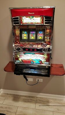 Yamasa Neo Magic Pulsar Token Slot Machine!