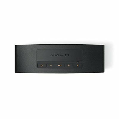 Bose 725192-1110 SoundLink Mini Bluetooth Speaker II (Carbon)