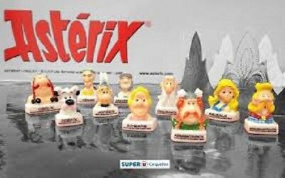 Lot de 10 fèves Asterix 2018