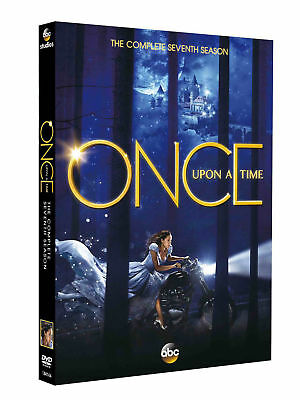 Once-Upon-a-Time-Season-7-DVD-2018-Brand new sealed from Toronto