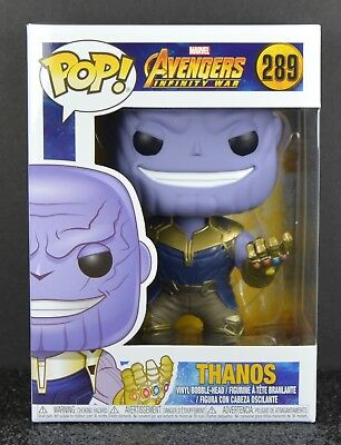 Funko POP! Thanos #289 - Infinity War