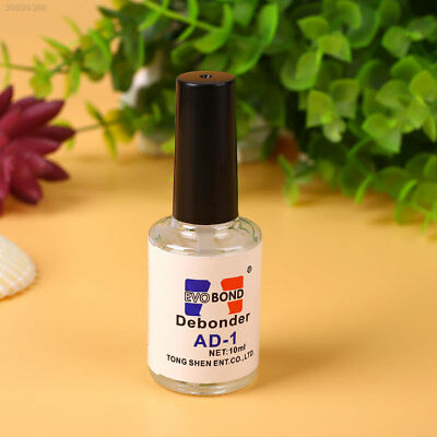 2DE7 Beauty-Nail Glue Remover Dissolve Solvet Polish-Removing Debonder Girls