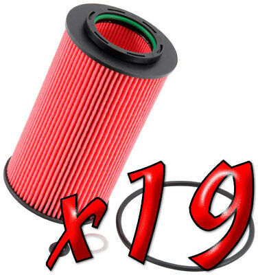 12 PACK: OIL Filters K&N KN-132B001100 - Scooter
