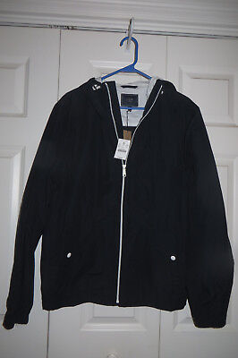 Brand New With Tags Men's Navy Blue J.Crew Size L- Large Light Casual Jacket