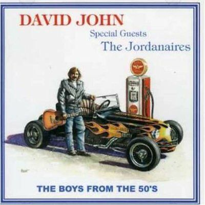Boys from the 50 S Audio CD