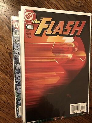 The Flash 211-225 Includes Rogue War!! Zoom!!!