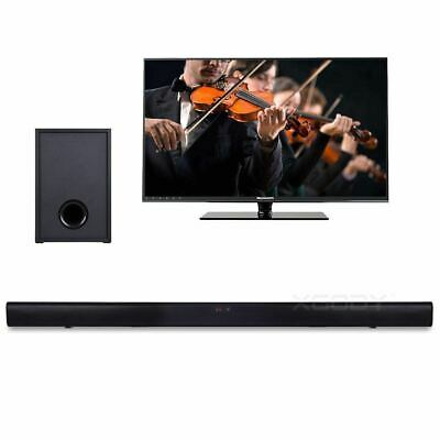 XGODY Wireless TV Sound Bar Soundbar Speaker Home Theater System w/ Subwoofer US