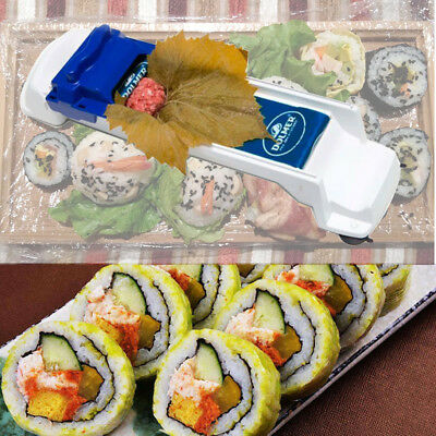 5224 Sushi Roller Machine Kitchen Grape/Cabbage Rolling Tool Roll Maker Gadget