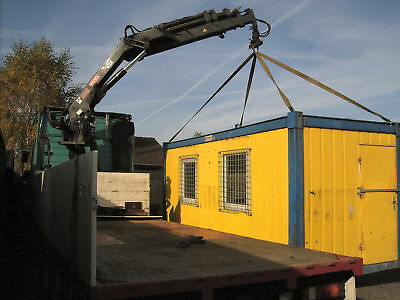 CONTAINER-TRANSPORTe,Baucontainer, Wohncontainer,  See-Container