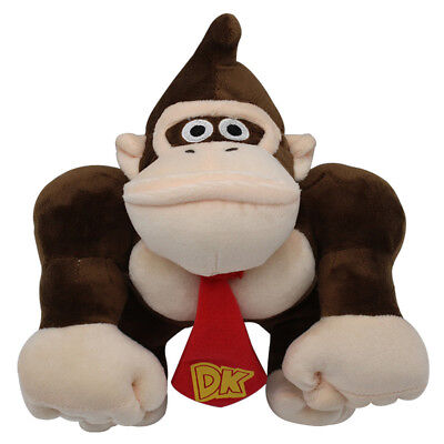1PCS 30cm Lovely King Kong Plush Toy Doll Cartoon Cute Gorilla Stuffed Plush Toy