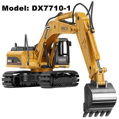 1:50 Alloy Construction Truck  Compact Excavator Digger Demolition Vehicle Toys